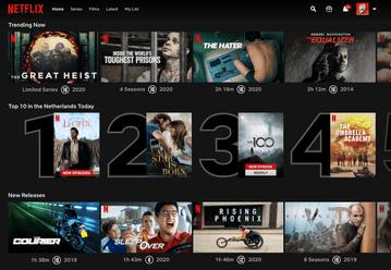 Heeft Netflix je prioriteit?